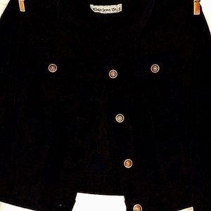 Cielo  navy  blue  codaroy  jacket navy  blue